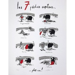 PONS Eddie - Les 7 péchés...