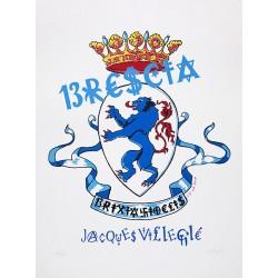 VILLEGLÉ Jacques - Brescia