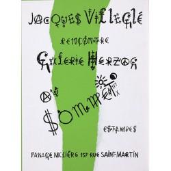 VILLEGLÉ Jacques - Herzog