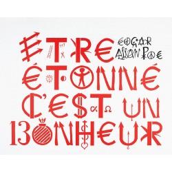 VILLEGLÉ Jacques - Être...