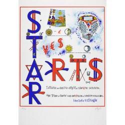 VILLEGLÉ Jacques - Star-Arts