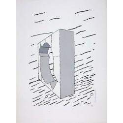 LEJEUNE Pierre-Marie - Carré picto