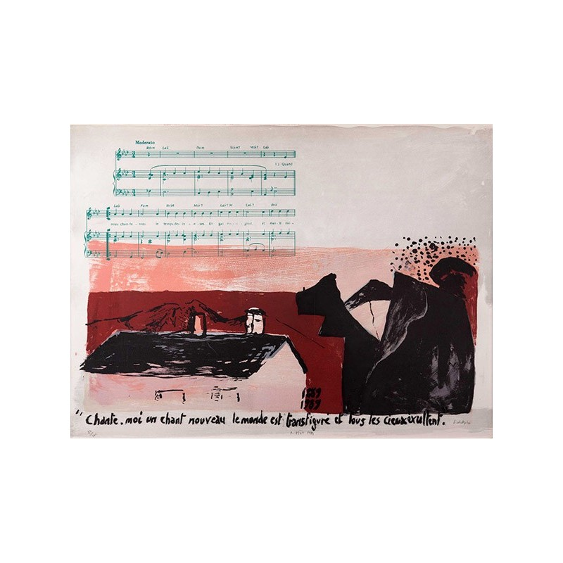 ALBEROLA Jean-Michel - Chante-moi un chant nouveau