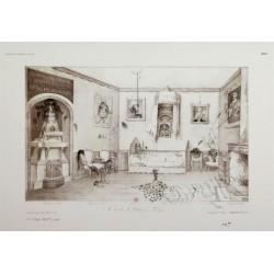 BELYAT GIUNTA Anya - Chambre du coeur de Voltaire 1